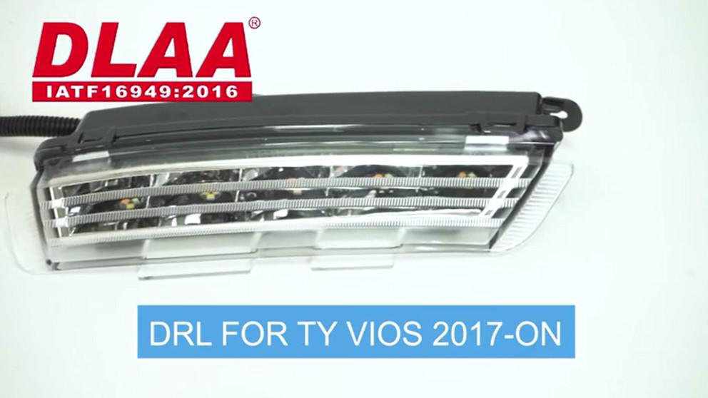 DLAA Specific OE LED Daytime Running Light TY972-LED
